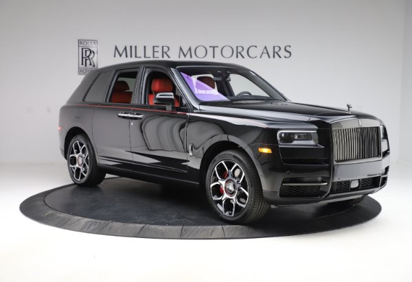 New 2020 Rolls-Royce Cullinan Black Badge for sale $433,950 at Rolls-Royce Motor Cars Greenwich in Greenwich CT 06830 10