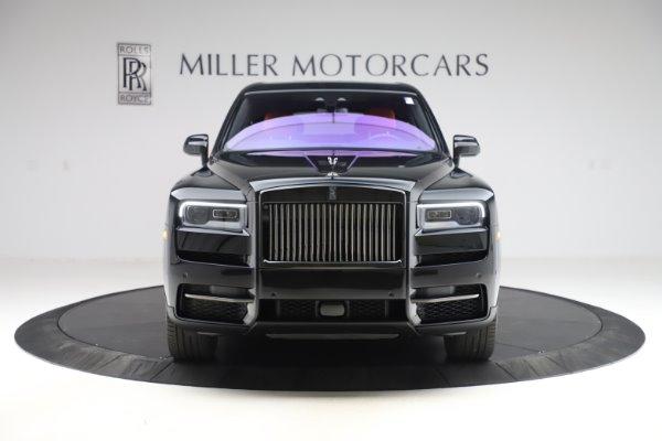 New 2020 Rolls-Royce Cullinan Black Badge for sale $433,950 at Rolls-Royce Motor Cars Greenwich in Greenwich CT 06830 11