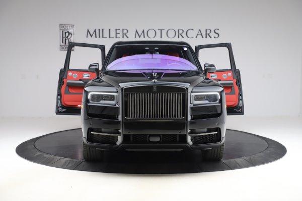 New 2020 Rolls-Royce Cullinan Black Badge for sale $433,950 at Rolls-Royce Motor Cars Greenwich in Greenwich CT 06830 12