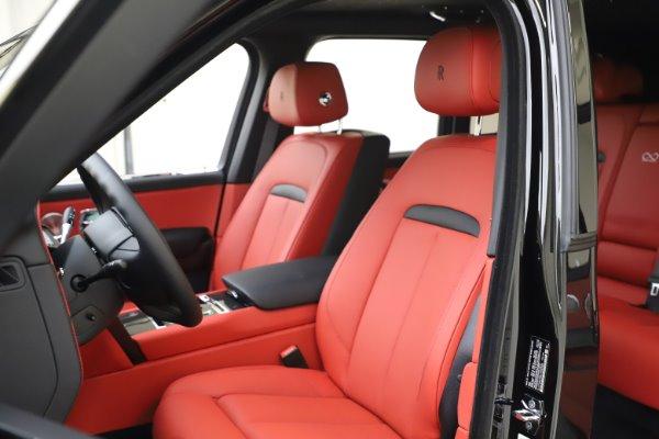 New 2020 Rolls-Royce Cullinan Black Badge for sale $433,950 at Rolls-Royce Motor Cars Greenwich in Greenwich CT 06830 14
