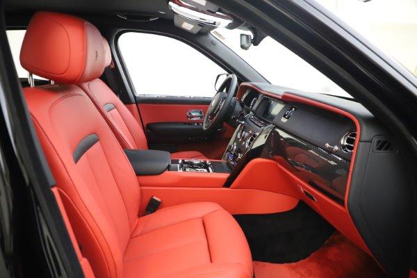 New 2020 Rolls-Royce Cullinan Black Badge for sale $433,950 at Rolls-Royce Motor Cars Greenwich in Greenwich CT 06830 15
