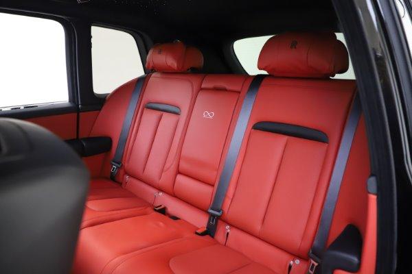 New 2020 Rolls-Royce Cullinan Black Badge for sale $433,950 at Rolls-Royce Motor Cars Greenwich in Greenwich CT 06830 16