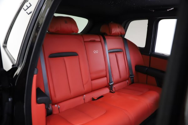 New 2020 Rolls-Royce Cullinan Black Badge for sale $433,950 at Rolls-Royce Motor Cars Greenwich in Greenwich CT 06830 17