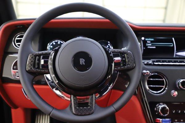 New 2020 Rolls-Royce Cullinan Black Badge for sale $433,950 at Rolls-Royce Motor Cars Greenwich in Greenwich CT 06830 18