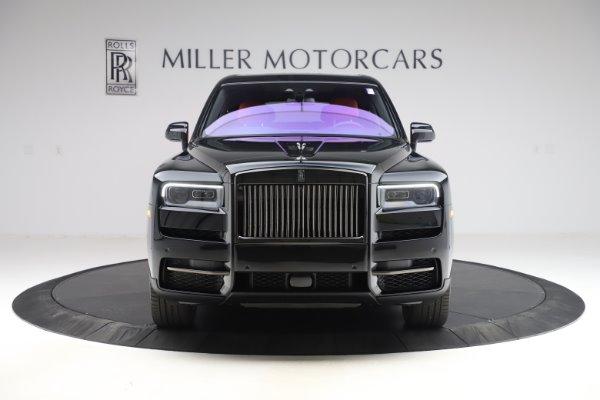 New 2020 Rolls-Royce Cullinan Black Badge for sale $433,950 at Rolls-Royce Motor Cars Greenwich in Greenwich CT 06830 2