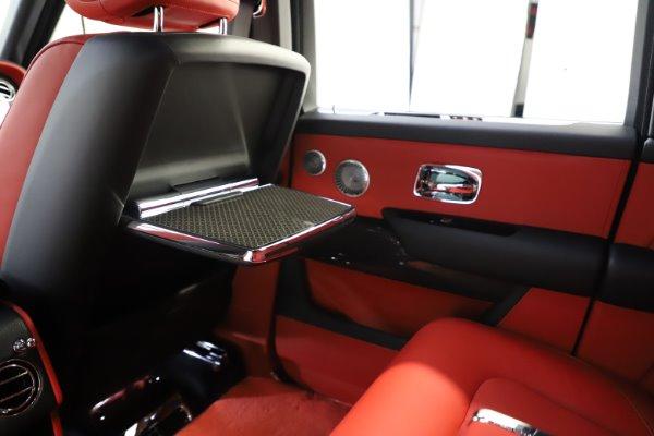 New 2020 Rolls-Royce Cullinan Black Badge for sale $433,950 at Rolls-Royce Motor Cars Greenwich in Greenwich CT 06830 26
