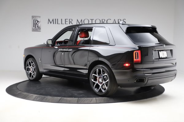 New 2020 Rolls-Royce Cullinan Black Badge for sale $433,950 at Rolls-Royce Motor Cars Greenwich in Greenwich CT 06830 5