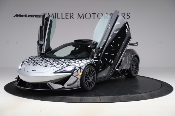 New 2020 McLaren 620R Coupe for sale Sold at Rolls-Royce Motor Cars Greenwich in Greenwich CT 06830 10