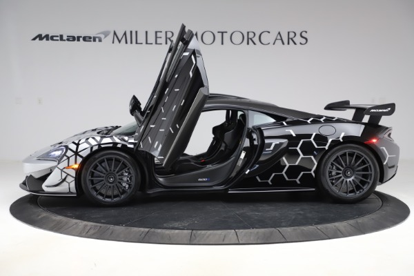 New 2020 McLaren 620R Coupe for sale Sold at Rolls-Royce Motor Cars Greenwich in Greenwich CT 06830 11
