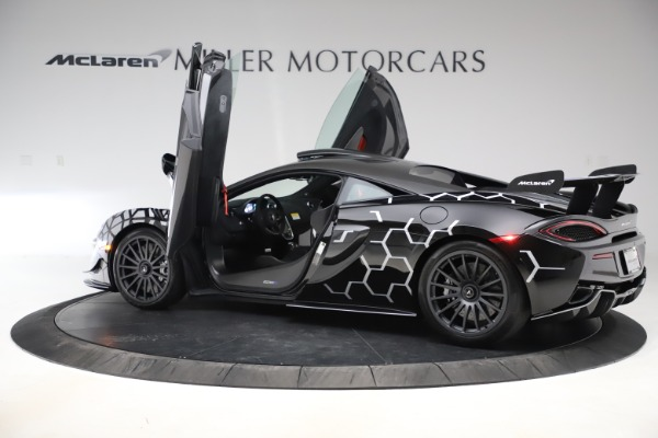New 2020 McLaren 620R Coupe for sale Sold at Rolls-Royce Motor Cars Greenwich in Greenwich CT 06830 12