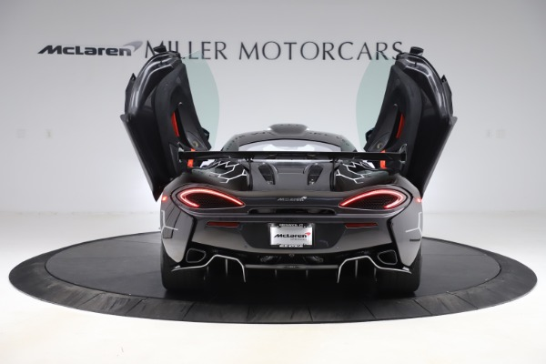 New 2020 McLaren 620R Coupe for sale Sold at Rolls-Royce Motor Cars Greenwich in Greenwich CT 06830 13