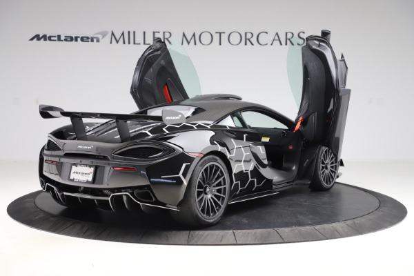 New 2020 McLaren 620R Coupe for sale Sold at Rolls-Royce Motor Cars Greenwich in Greenwich CT 06830 14