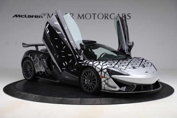 New 2020 McLaren 620R Coupe for sale Sold at Rolls-Royce Motor Cars Greenwich in Greenwich CT 06830 16