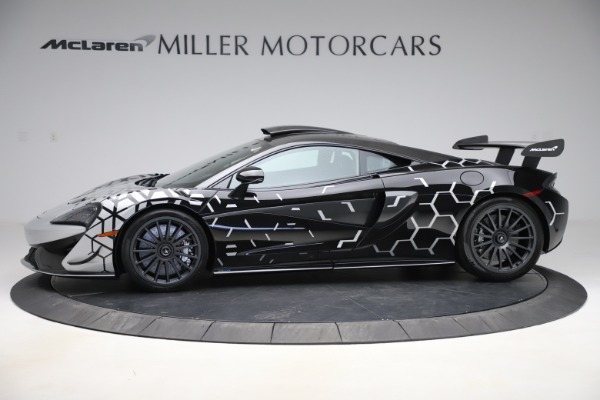 New 2020 McLaren 620R Coupe for sale Sold at Rolls-Royce Motor Cars Greenwich in Greenwich CT 06830 2