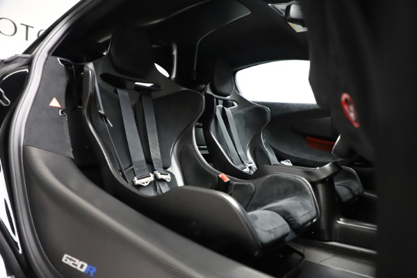 New 2020 McLaren 620R Coupe for sale Sold at Rolls-Royce Motor Cars Greenwich in Greenwich CT 06830 27
