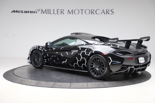 New 2020 McLaren 620R Coupe for sale Sold at Rolls-Royce Motor Cars Greenwich in Greenwich CT 06830 3