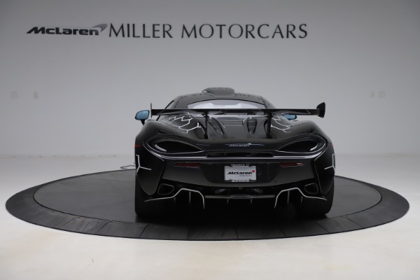 New 2020 McLaren 620R Coupe for sale Sold at Rolls-Royce Motor Cars Greenwich in Greenwich CT 06830 4