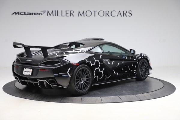 New 2020 McLaren 620R Coupe for sale Sold at Rolls-Royce Motor Cars Greenwich in Greenwich CT 06830 5