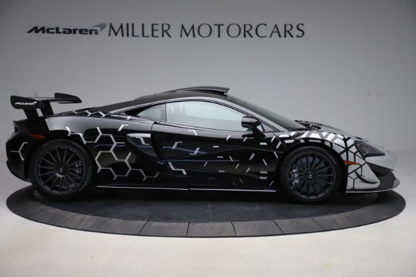 New 2020 McLaren 620R Coupe for sale Sold at Rolls-Royce Motor Cars Greenwich in Greenwich CT 06830 6