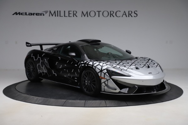 New 2020 McLaren 620R Coupe for sale Sold at Rolls-Royce Motor Cars Greenwich in Greenwich CT 06830 7
