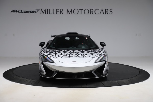 New 2020 McLaren 620R Coupe for sale Sold at Rolls-Royce Motor Cars Greenwich in Greenwich CT 06830 8