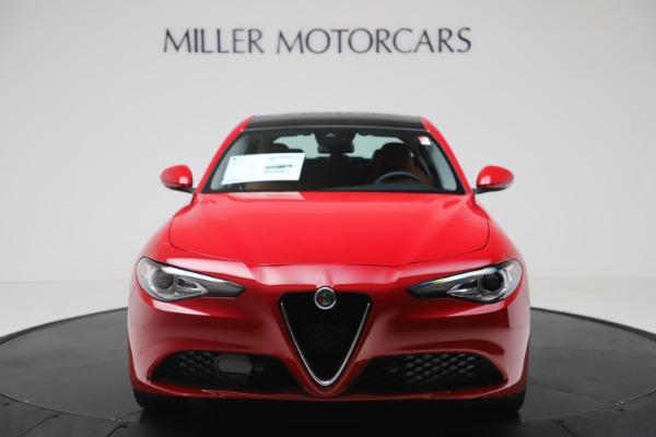 New 2020 Alfa Romeo Giulia Q4 for sale $46,395 at Rolls-Royce Motor Cars Greenwich in Greenwich CT 06830 12