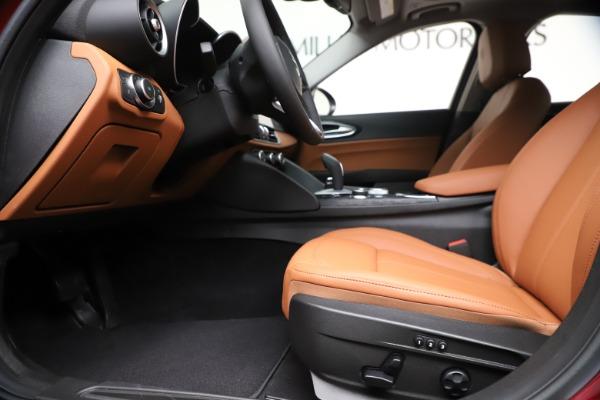 New 2020 Alfa Romeo Giulia Q4 for sale $46,395 at Rolls-Royce Motor Cars Greenwich in Greenwich CT 06830 14