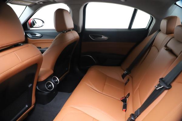New 2020 Alfa Romeo Giulia Q4 for sale $46,395 at Rolls-Royce Motor Cars Greenwich in Greenwich CT 06830 19