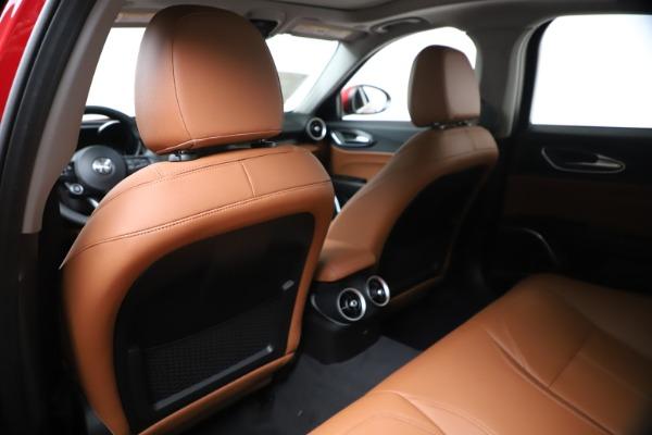 New 2020 Alfa Romeo Giulia Q4 for sale $46,395 at Rolls-Royce Motor Cars Greenwich in Greenwich CT 06830 20