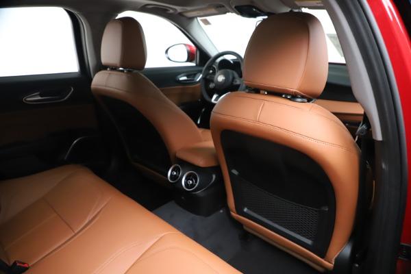 New 2020 Alfa Romeo Giulia Q4 for sale $46,395 at Rolls-Royce Motor Cars Greenwich in Greenwich CT 06830 28