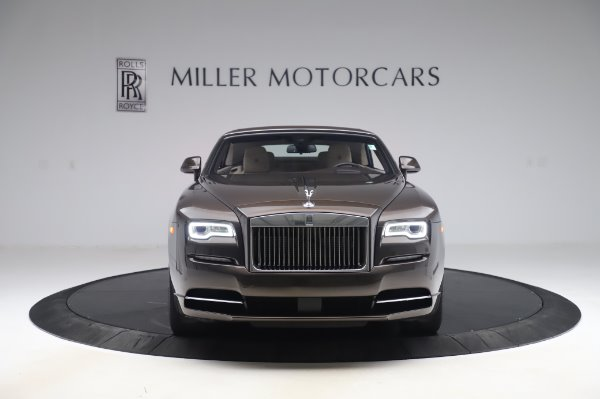 Used 2017 Rolls-Royce Dawn for sale Sold at Rolls-Royce Motor Cars Greenwich in Greenwich CT 06830 11