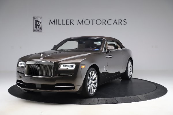 Used 2017 Rolls-Royce Dawn for sale Sold at Rolls-Royce Motor Cars Greenwich in Greenwich CT 06830 12