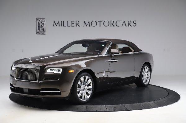 Used 2017 Rolls-Royce Dawn for sale Sold at Rolls-Royce Motor Cars Greenwich in Greenwich CT 06830 13