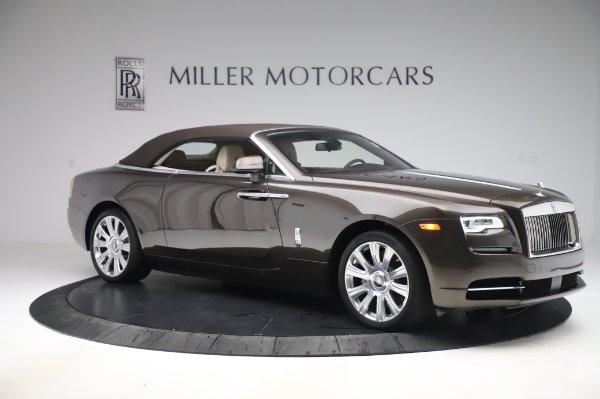 Used 2017 Rolls-Royce Dawn for sale Sold at Rolls-Royce Motor Cars Greenwich in Greenwich CT 06830 19