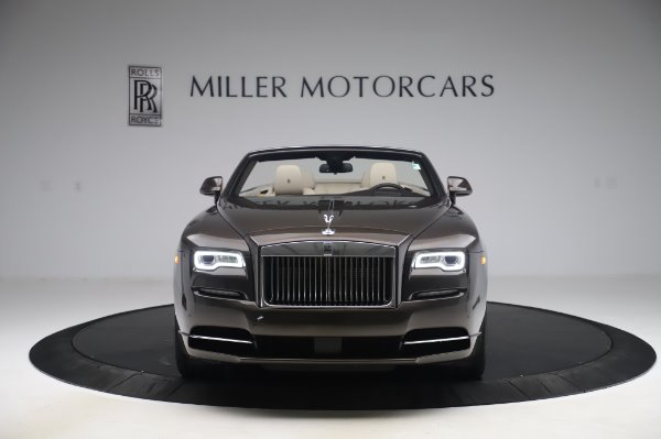 Used 2017 Rolls-Royce Dawn Base for sale $248,900 at Rolls-Royce Motor Cars Greenwich in Greenwich CT 06830 2