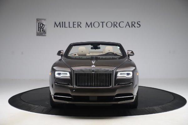 Used 2017 Rolls-Royce Dawn for sale Sold at Rolls-Royce Motor Cars Greenwich in Greenwich CT 06830 2