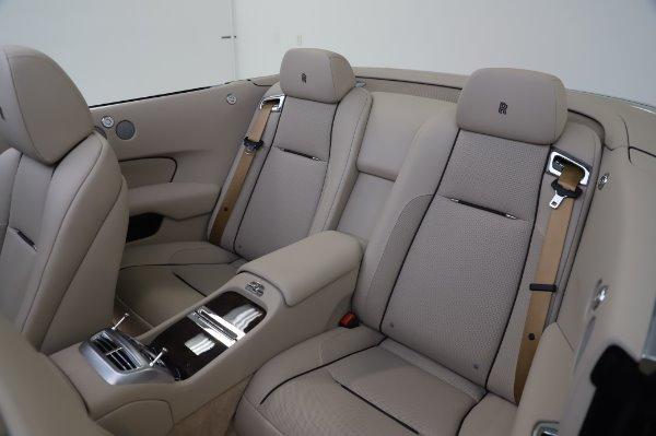 Used 2017 Rolls-Royce Dawn for sale Sold at Rolls-Royce Motor Cars Greenwich in Greenwich CT 06830 23