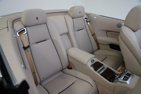 Used 2017 Rolls-Royce Dawn for sale Sold at Rolls-Royce Motor Cars Greenwich in Greenwich CT 06830 24