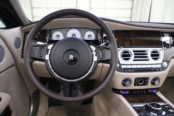 Used 2017 Rolls-Royce Dawn for sale Sold at Rolls-Royce Motor Cars Greenwich in Greenwich CT 06830 25