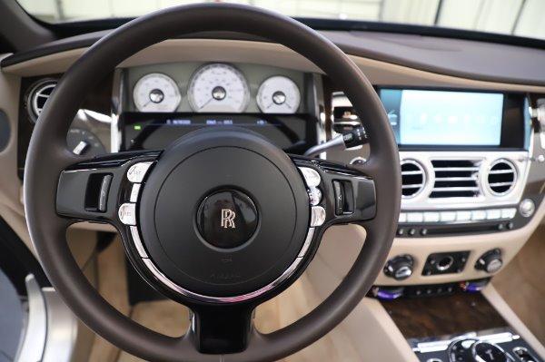 Used 2017 Rolls-Royce Dawn for sale Sold at Rolls-Royce Motor Cars Greenwich in Greenwich CT 06830 26