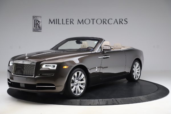 Used 2017 Rolls-Royce Dawn for sale Sold at Rolls-Royce Motor Cars Greenwich in Greenwich CT 06830 3