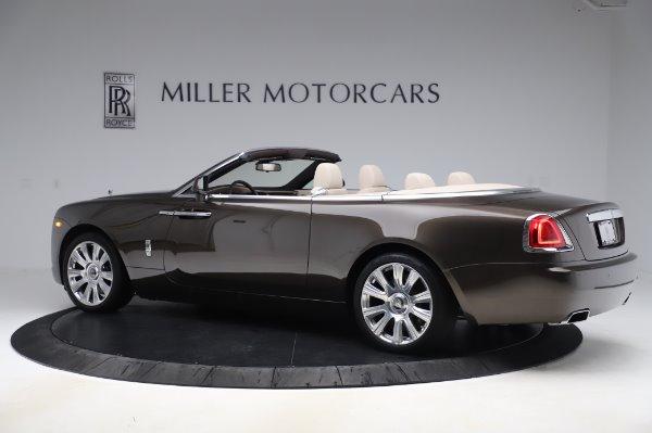 Used 2017 Rolls-Royce Dawn for sale $248,900 at Rolls-Royce Motor Cars Greenwich in Greenwich CT 06830 5