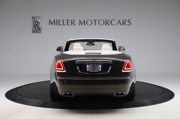 Used 2017 Rolls-Royce Dawn for sale Sold at Rolls-Royce Motor Cars Greenwich in Greenwich CT 06830 6