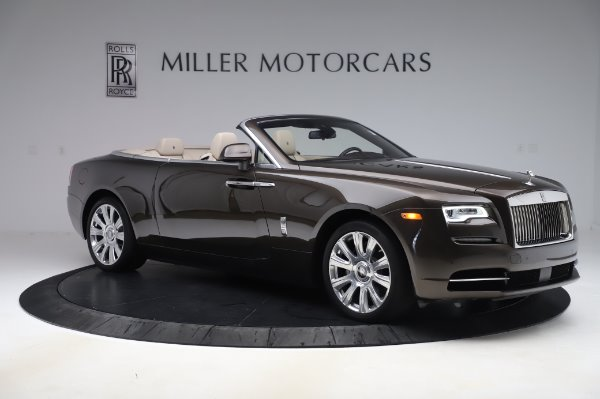 Used 2017 Rolls-Royce Dawn Base for sale $248,900 at Rolls-Royce Motor Cars Greenwich in Greenwich CT 06830 9