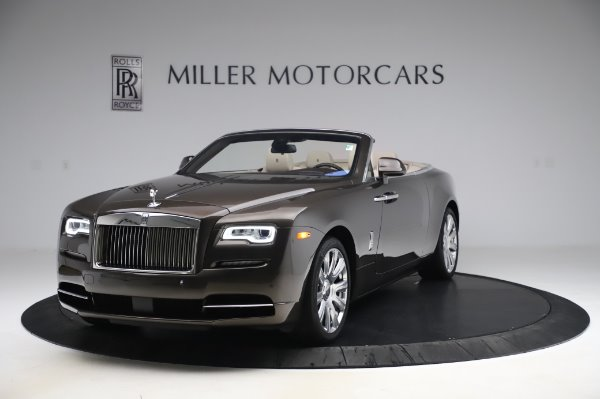 Used 2017 Rolls-Royce Dawn for sale Sold at Rolls-Royce Motor Cars Greenwich in Greenwich CT 06830 1