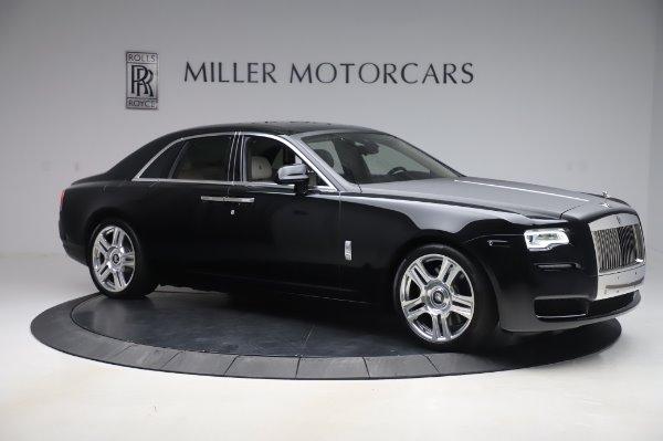Used 2015 Rolls-Royce Ghost for sale $156,900 at Rolls-Royce Motor Cars Greenwich in Greenwich CT 06830 10
