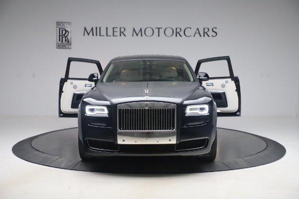 Used 2015 Rolls-Royce Ghost for sale $156,900 at Rolls-Royce Motor Cars Greenwich in Greenwich CT 06830 11