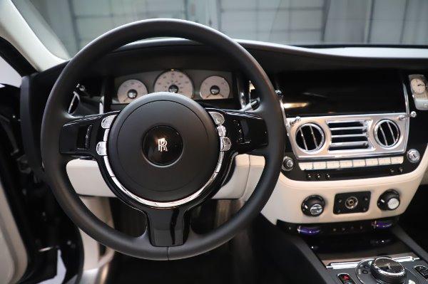 Used 2015 Rolls-Royce Ghost for sale $156,900 at Rolls-Royce Motor Cars Greenwich in Greenwich CT 06830 18