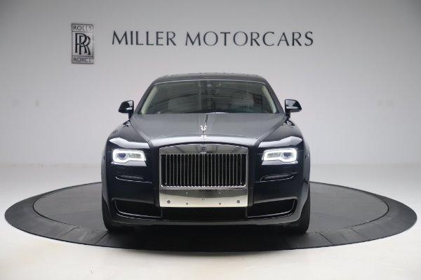 Used 2015 Rolls-Royce Ghost for sale $156,900 at Rolls-Royce Motor Cars Greenwich in Greenwich CT 06830 2