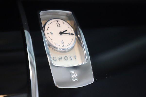 Used 2015 Rolls-Royce Ghost for sale $156,900 at Rolls-Royce Motor Cars Greenwich in Greenwich CT 06830 24